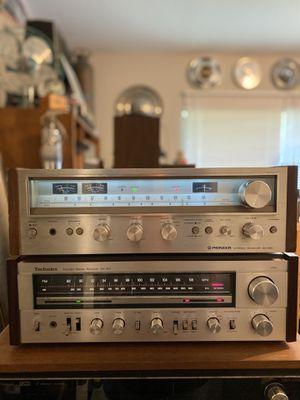 Pioneer sx-580 receiver for Sale in Longwood, FL