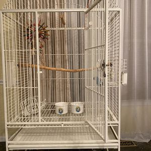Large Bird Cage for Sale in Gaithersburg, MD