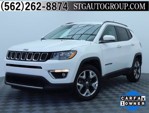 2019 Jeep Compass for Sale in Bellflower, CA