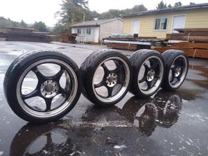 Drag extreme rims 17in for Sale in Grayland, WA