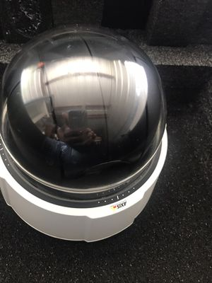 Axis P5534 60HZ Dome Network Security Camera 031400107 for Sale in Raleigh, NC