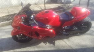 suzuki hayabusa gsxr 1000 600 and zx10 with r1 zx14 for Sale in Boston, MA