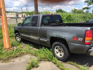 1999 Chevy Silverado 4x4 165k Miles runs excellent for Sale in West Haven, CT