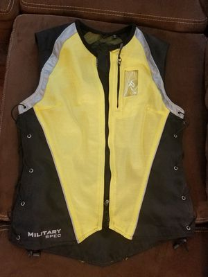 Icon Military Motorcycle Reflective Spec Vest for Sale in Grove City, OH
