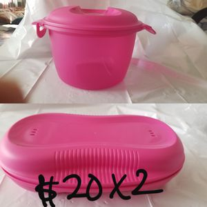 microwave rice cooker and egg cooker for Sale in Madera, CA