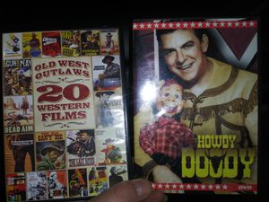 Howdy Doody Time Folks! With a western bonus dvd for Sale in Mesquite, TX