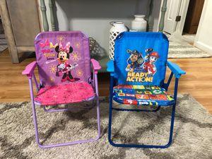 Kids folding chairs for Sale in Virginia Beach, VA