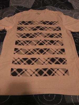 Burberry like T-shirt for Sale in Chicago, IL