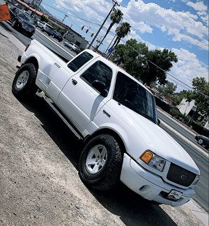 2002 Ford Ranger Edge 4x4 Access / Super Cab 4.0L for Sale in Las Vegas, NV