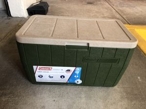 Coleman Cooler for Sale in Miami, FL