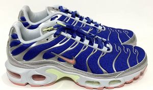 Nike Air Max Plus TN Ultraman Running Shoes CU4819-400 Blue Silver for Sale in Garden Grove, CA