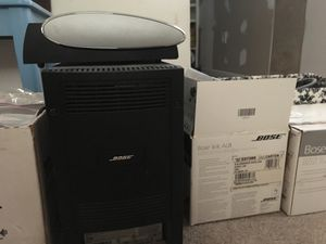Bose complete surround sound system with AL8 Link for Sale in NEW PRT RCHY, FL