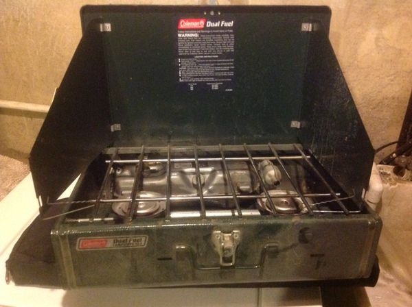 Camping equipment - stoves