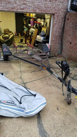 Boat Trailer for Sale in Hillcrest Heights, MD