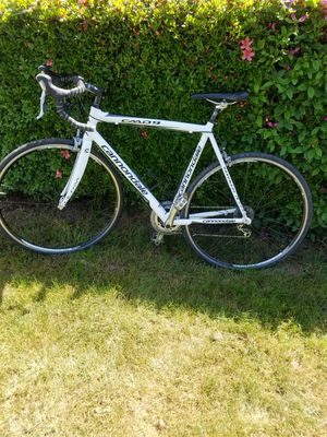 Cannondale caad9 Ultra 56Cm 18 speed Tiagra. road bike in VGC for Sale in Portland, OR