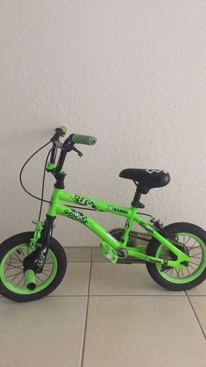 Green Bike for Sale in Avon Park, FL