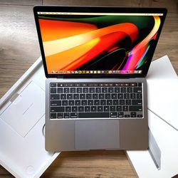"""2020 MacBook Pro 512GB SSD Retina Display 13"""" Touch Bar Quad Core i5 Apple Warranty 2021 for Sale in Los Angeles,  CA"""