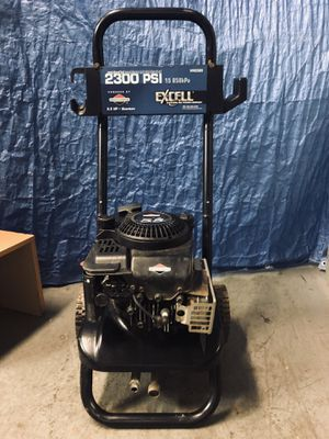Briggs and Stratton excell 5.5 hp pressure washer for Sale in Washington, DC