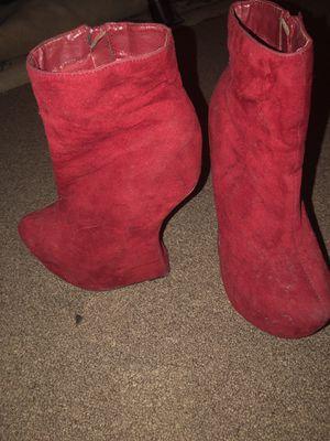 Red heels for Sale in Herndon, VA