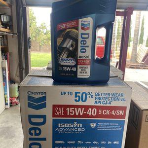 Delo 400 15W40 for Sale in Bloomington, CA