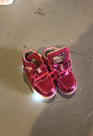 Brand new size 10 toddler. Light up shoes $10 for Sale in New Brighton, PA
