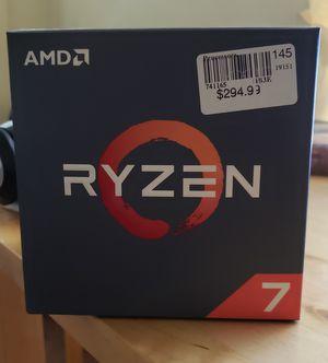 Ryzen 7 2700 for Sale in Suffolk, VA