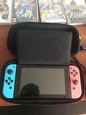 Nintendo switch bundle for Sale in Bismarck, ND