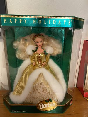 Rare 1994 holiday Barbie never opened for Sale in Sarasota, FL