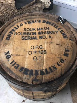 Whiskey barrel for Sale in Rowlett, TX