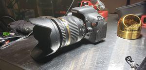 Canon T3i & Tamron 17-50 f/2.8 VC for Sale in Clovis, CA