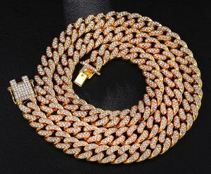 Iced out cuban link for Sale in Waukegan, IL