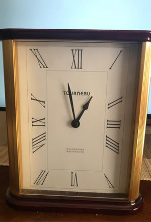 Tourneau westington Whittington clock for Sale in Chino Hills, CA