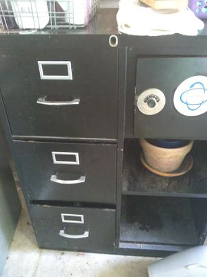 Filing Cabinet.....Safe REDUCED!!! for Sale in Kingsport, TN