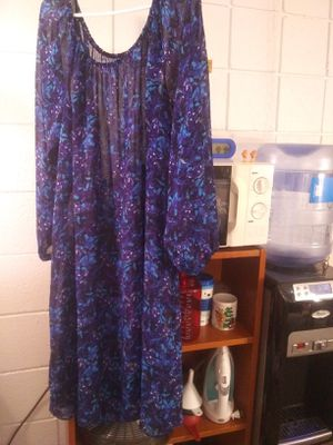 Blue Sheer 2Pc. Dress Set for Sale in NO HUNTINGDON, PA