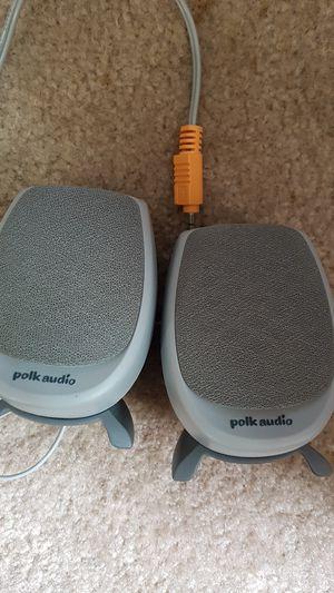 Polk audio computer speaker for Sale in Columbus, OH