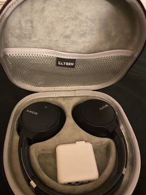 Headphones Sony wh-ch- 700 n for Sale in Lynn, MA