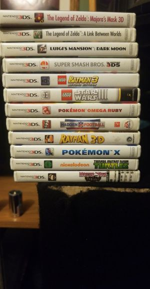 3ds games for Sale in Chicago, IL