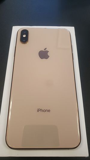 iPhone 10 xs max unlocked 🐯🐯🐯🐯 for Sale in Las Vegas, NV