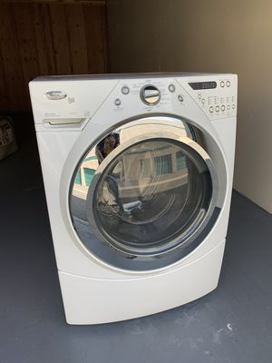 Whirlpool Duet 4.5 cu. ft. washer for Sale in Buena Park, CA