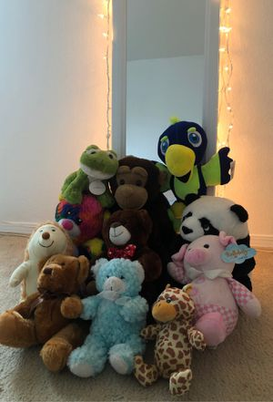 Teddy Bears/ Stuffed Animals for Sale in Perris, CA