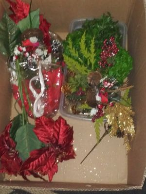 New Christmas flowers and plants for Sale in Peoria, AZ