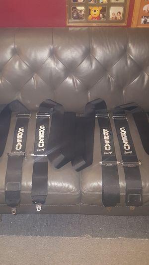 Corbeau Racing seatbelts for Sale in Woodinville, WA