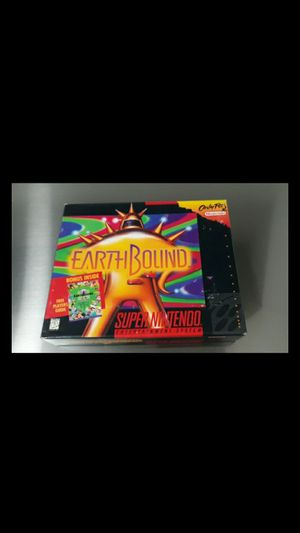 Earthbound (CIB) SNES Super Nintendo Game for Sale in Irving, TX