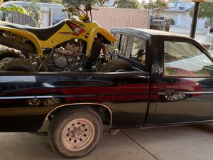 selling my 91 nissan hardbody or trade for a 4x4 for Sale in Fresno, CA