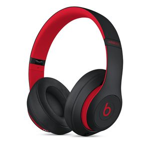 Beats by Dr. Dre - Beats Studio³ Wireless Noise Cancelling Headphones - Defiant Black-Red (The Beats Decade Collection) for Sale in Overland, MO