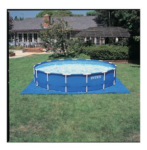 Intex 15ft x 48 inch Metal Frame Pool Set, includes everything! Brand new for Sale in Phoenix, AZ