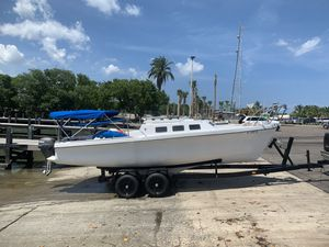 22 ft Rhodes 9.9hp Yamaha for Sale in Miami, FL