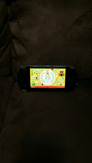 Custom Hacked PSP Super Mario for Sale in Pearland, TX