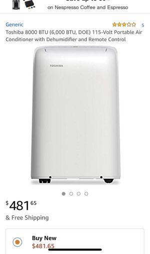 Toshiba AC unit for Sale in Gig Harbor, WA