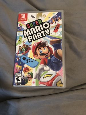 Super Mario party for Sale in San Marcos, TX